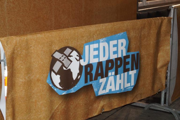 2015 - Jeder Rappen zählt
